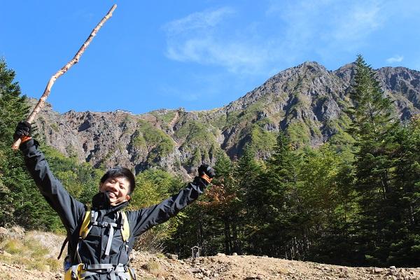 赤岳登山2