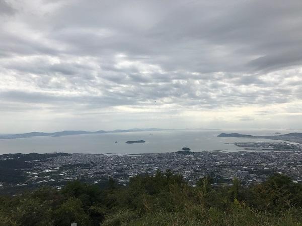 五井山山頂2