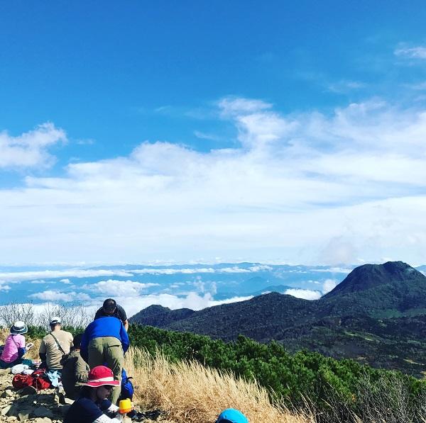 頂上の景色7
