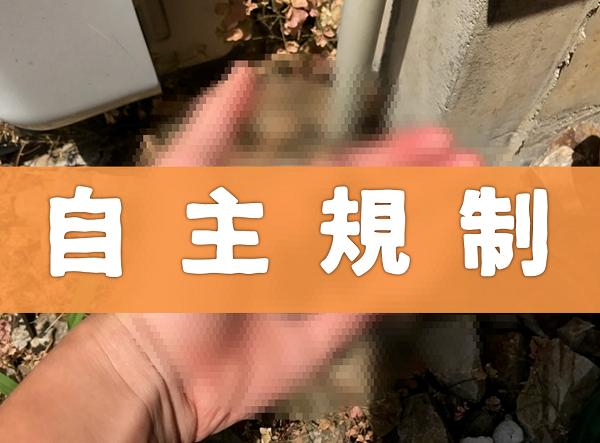 自主規制|岡崎市