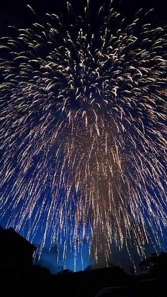 岡崎市の花火