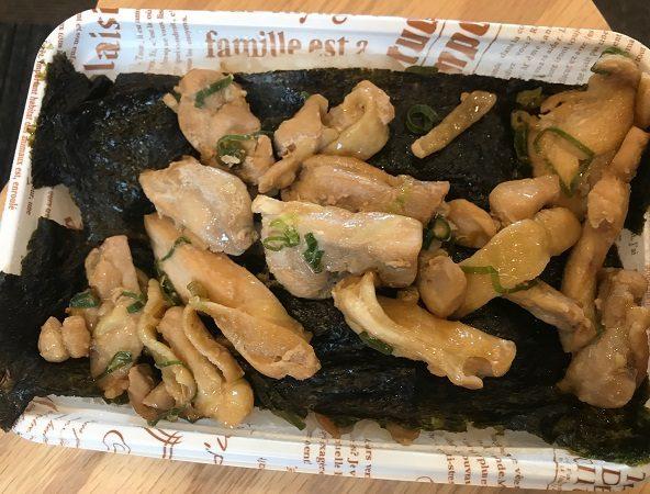 鶏丼|岡崎市