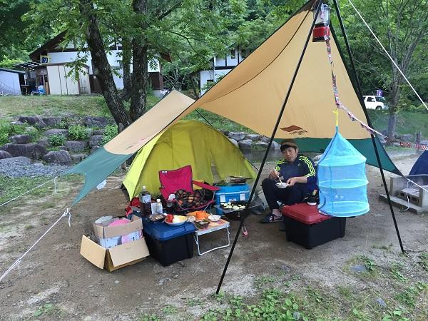 小黒川キャンプ場