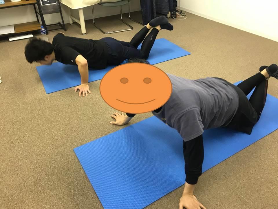 体幹トレーニング3