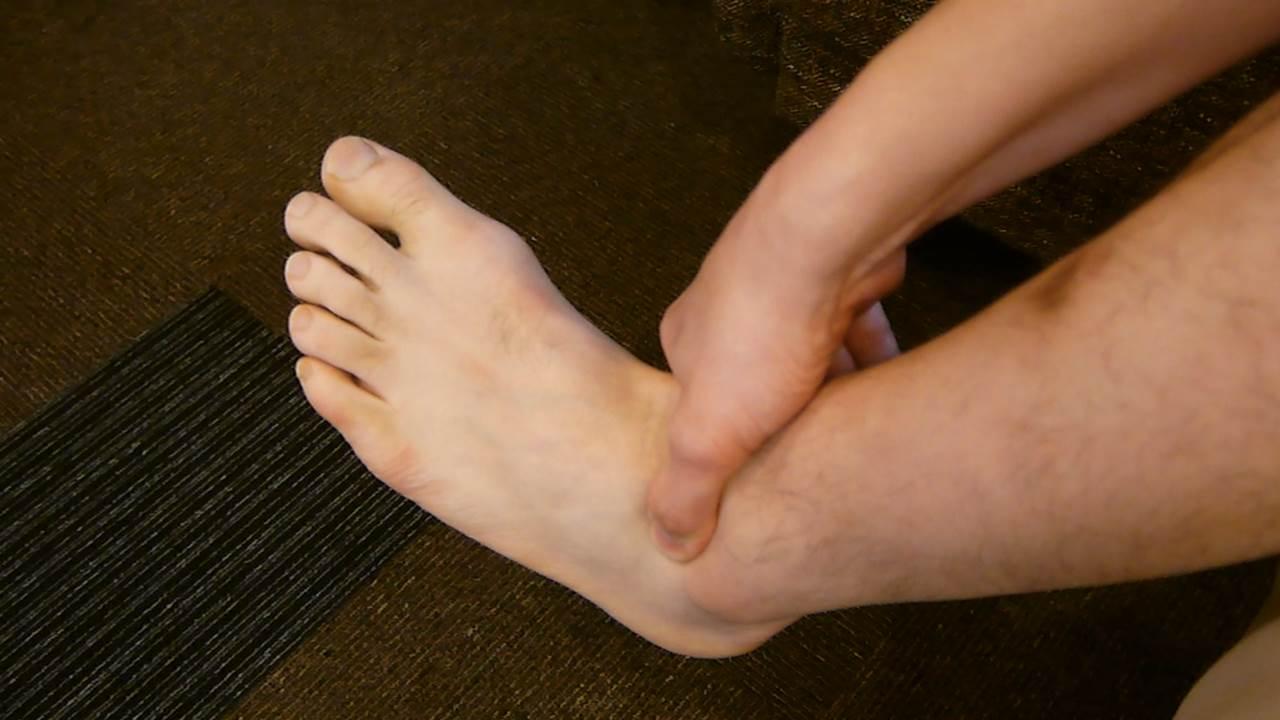 捻挫の検査1