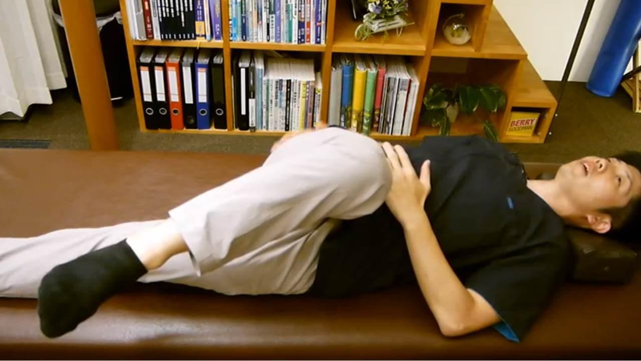 股関節の検査
