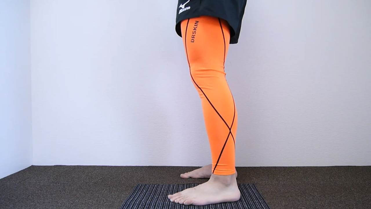 足関節の筋力1