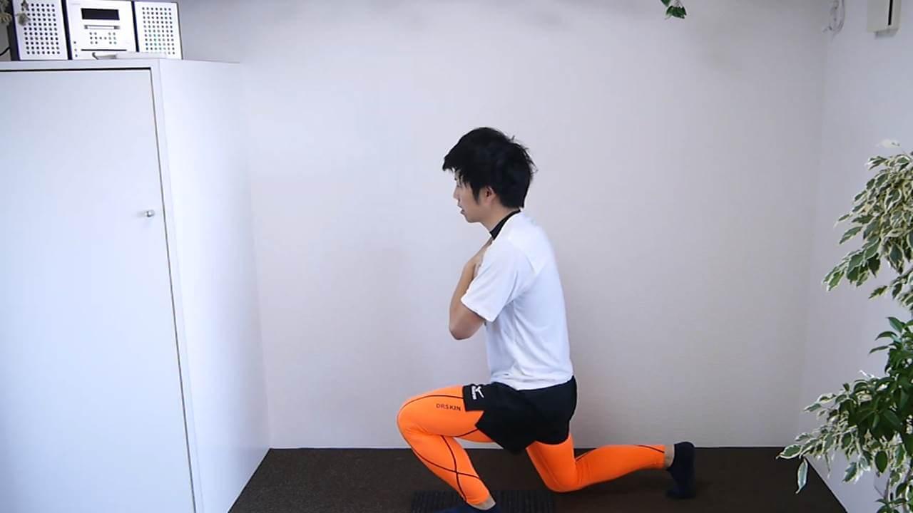 膝の筋力強化2