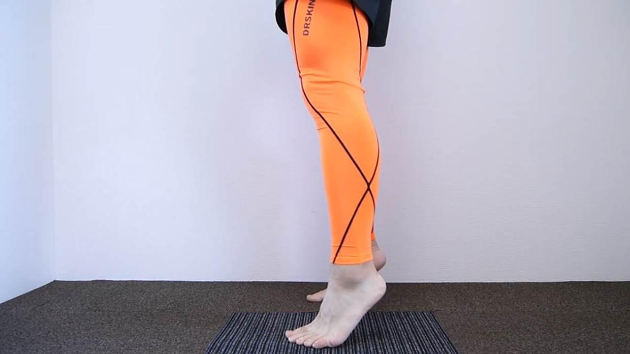 足関節の筋力2