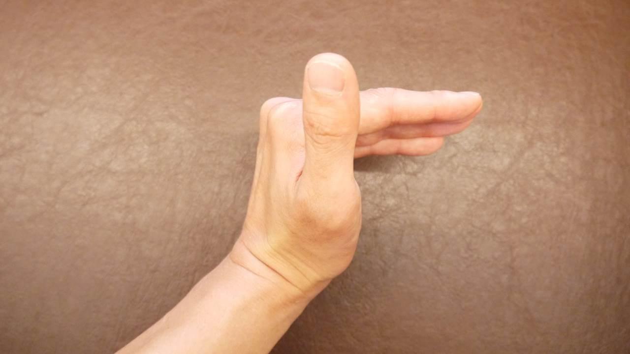 指の体操3