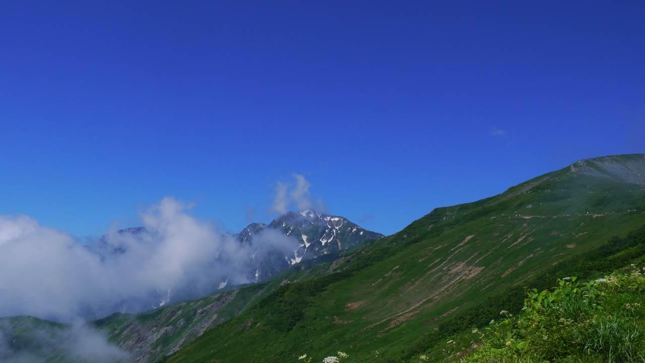 山がきれい