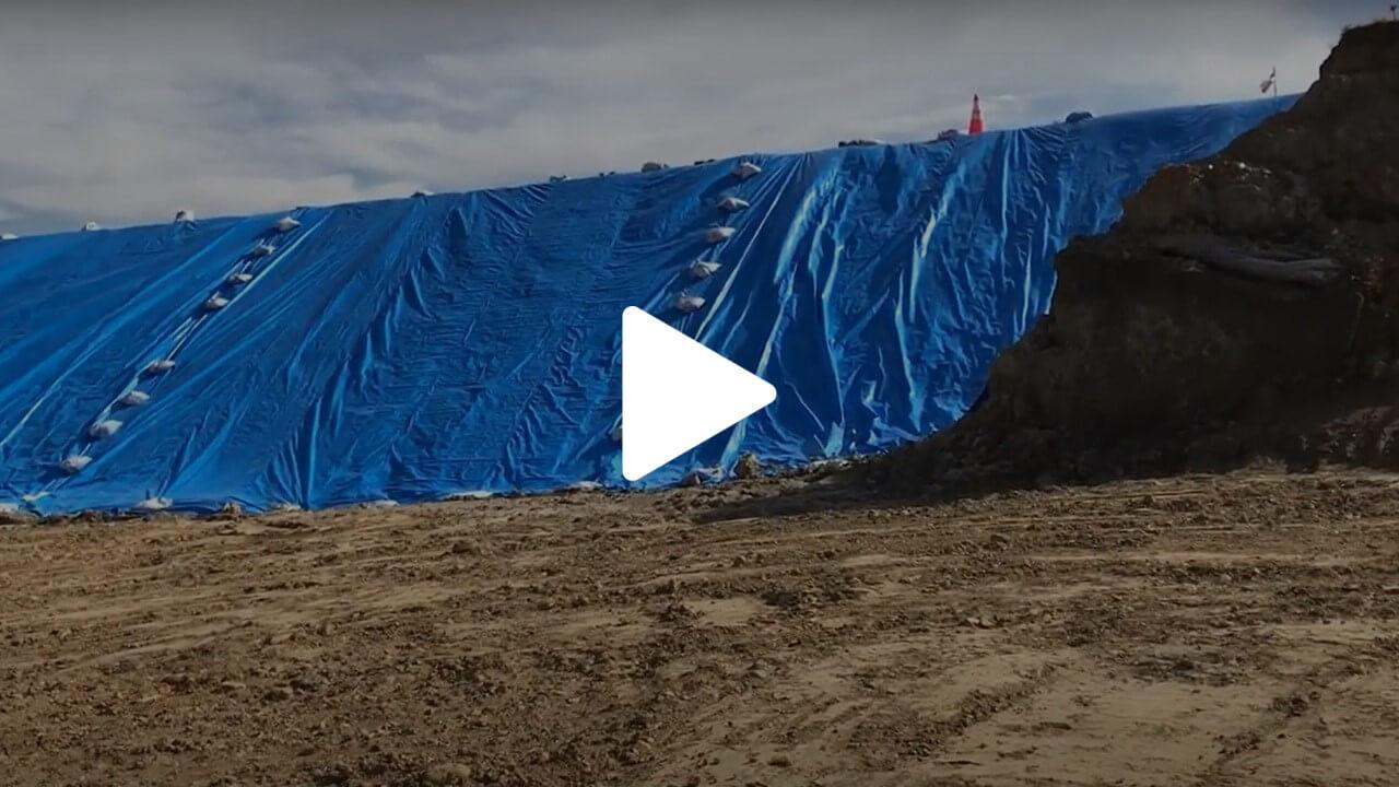 千曲川氾濫被災後5週間YouTube