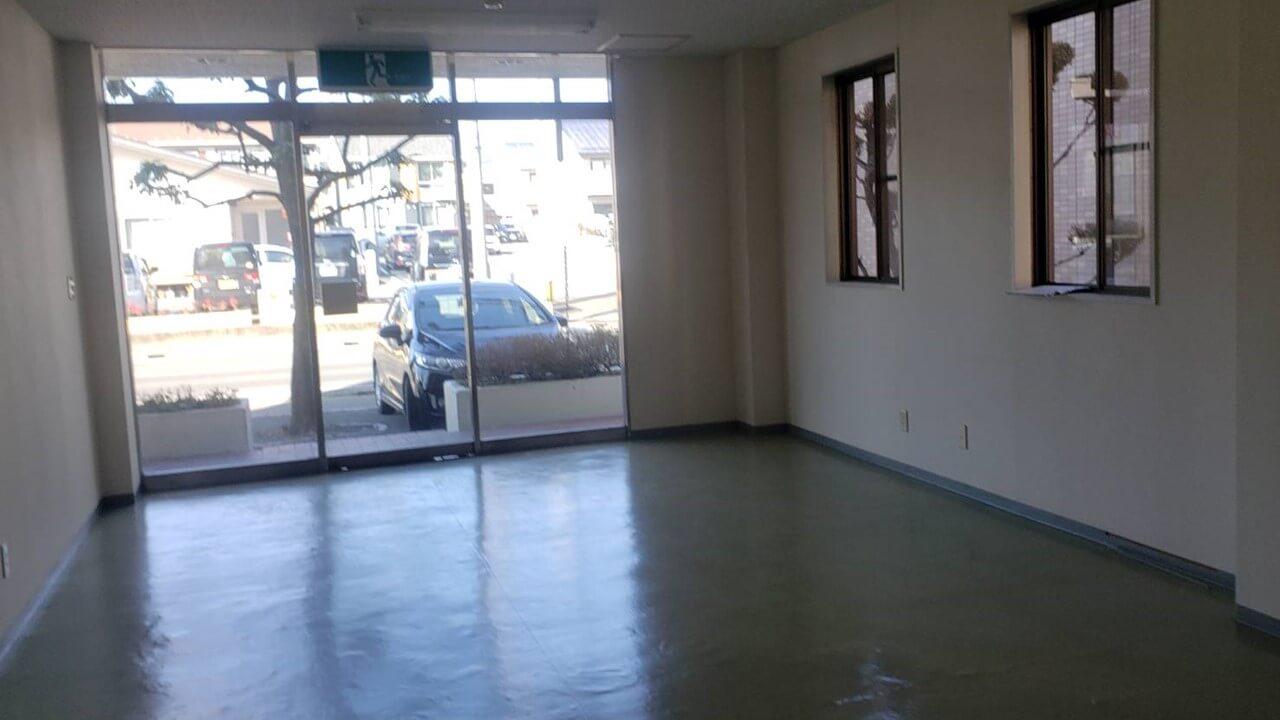 着手前のSeitai Zen繕の店舗